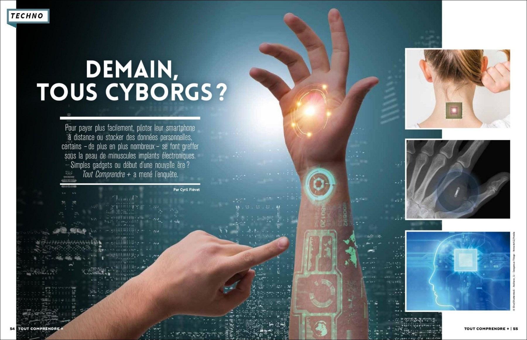 Comment ça marche – Dossier Cyborgs