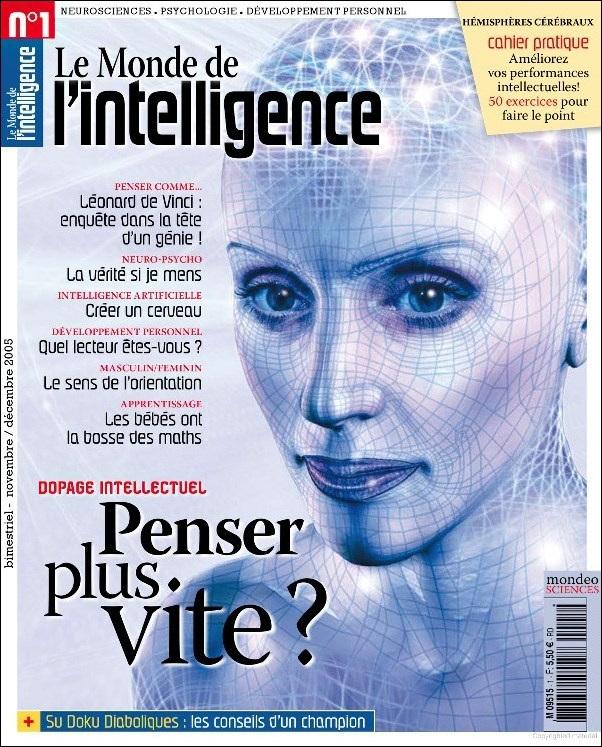 Le monde de l'intelligence n°1
